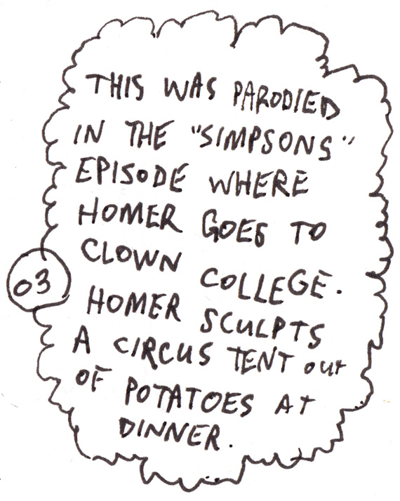 Clown college and Devils Tower